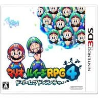 Mario (disambiguation) & Luigi RPG 4 Dream Adventure