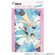 Free!ゲーム機用クリーナー巾着 制服Ver(3DSLL用)