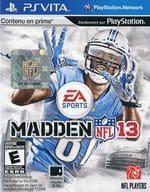 North American version MADDEN NFL 13 (domestic version main body operable)