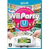 Wii Party U (状態:説明書・水平スタンド欠品)