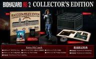 Biological hazard RE: 2 Collector's Edition