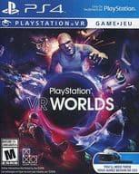 北米版 PlayStation VR WORLDS(18歳以上対象・国内版本体動作可)