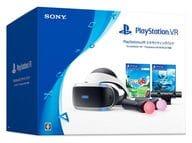 PlayStation VR エキサイティングパック (みんなのGOLF VR・PlayStation VR WORLDS同梱)