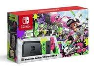 Nintendo Switch本体 スプラトゥーン2セット (状態:ゲームソフト欠品)