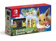 Nintendo Switch本体 ポケットモンスター Let's Go! イーブイセット (モンスターボール Plus付き) [ニンテンドーeショップで使えるニンテンドープリペイド番号3000円分付き]