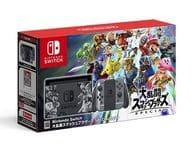 Nintendo Switch本体 大乱闘スマッシュブラザーズ SPECIALセット(状態:セーフティガイド欠品)