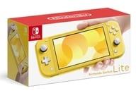Nintendo Switch Lite本体 イエロー