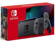 Nintendo Switch本体/Joy-Con(L)/(R) グレー [2019年8月モデル]