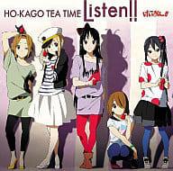 放課後ティータイム / Listen!![初回限定盤] アニメ「けいおん!!」エンディング・テーマ