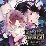 Drama CD DIABOLIK LOVERS DE SA Blood Collection CD VERSUSII Vol.5 RUKI VS Kou (CV: Takahiro SAKURAI / KIMURA RYOHEI)
