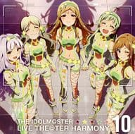 THE IDOLM @ STER MILLION LIVE! THE IDOLM @ STER LIVE THE @ TER HARMONY 10 ARRIVE
