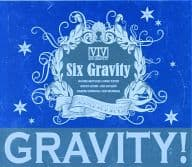 Six Gravity / GRAVITY! [First Press Limited Edition]