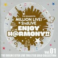 THE IDOLM @ STER LIVE THE @ TER SOLO COLLECTION Vol.01