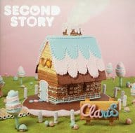 ClariS / Second Story[DVD付期間生産限定盤] (状態:スリーブケース欠品