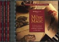 THE MUSIC BEHIND THE MAGIC[輸入盤](状態:冊子・収納BOX欠品)