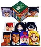 Yu Yu Hakusho DVD-BOX 2 dark martial arts society death battle Hen