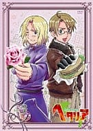 Hetalia Axis Powers Vol. 3 [First Release Limited Edition]