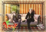 Hetalia Axis Powers 4 [Animate First Release Limited Edition]