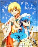 Inadequate) Magi 1 [Fully Production Limited Edition] (Status: Drawing Down Manga Missing Item)
