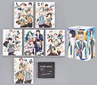 Star-Mu 3rd First Limited Edition Complete 6 Volume Set (with Star Box (Fan Club Mail Order) Whole Volume Storage BOX)