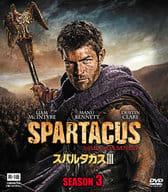 Spartacus Season 3 SEASONS Compact Box