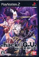 .hack // G.U. Vol. 2 - Kimi fumble voice -