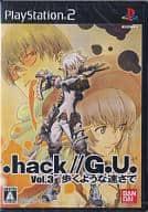 .hack // G.U. Vol. 3 - In a speed like walking -