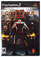 北米版 GOD OF WAR II (国内使用不可)