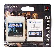 PlayStation 2 Memory Card (8 MB) Premium Series BIOHAZARD OUTBREAK