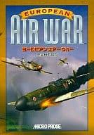 European Air War Japanese version
