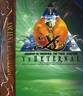 Ys 2 Eternal [First Press Limited Edition] (DVD-ROM version)
