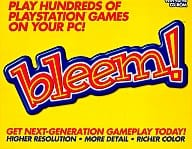 bleem! [English version] (for PS games)