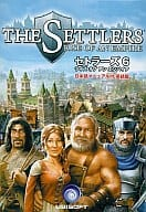 """THE SETTLERS 6 RISE OF AN EMPIRE """"English version with Japanese manual"""""""