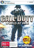 CALL OF DUTY WORLD AT WAR [AU version]