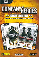 COMPANY OF HEROES - GOLD EDITION - [Japanese version]