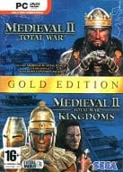 MEDIEVAL II -TOTAL WAR- / MEDIEVAL II -TOTAL WAR- KINGDOMS GOLD EDITION [EU version]