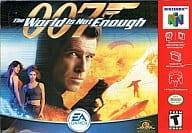 北米版 007 The World Is Not Enough(国内使用不可)