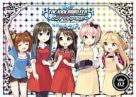 "Radio Idol Master Cinderella Girls ""Dele Rage"" DVD 2"