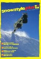 snowstyleplus(スノースタイル 2009年2月号特別DVD付録)