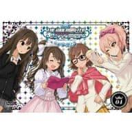 "Radio Idol Master Cinderella Girls ""Dele Rage"" DVD 4"