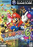 Mario Party 6 (soft single item)