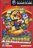 Paper mario RPG (state: sleeve state difficult)