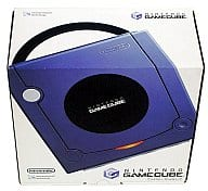 Game Cube Body (Violet)