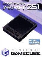 メモリーカード251