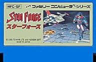 (no box or manual) Star Force
