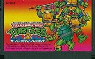 (no box or manual) T.M.N.T.2 Teenage Mutant Ninja Turtles The Manhattan Project