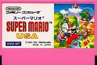 (no box or manual) Super Mario USA