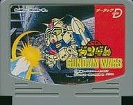 データック専用 SDガンダム GUNDAM WARS(状態:カード欠品) (箱説なし)