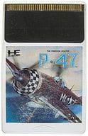 P-47(状態:Huカードのみ、Huカード状態難)