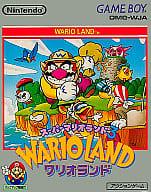Super Mario Land 3 Wario Land